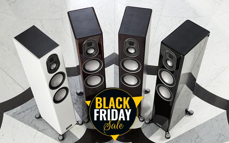 Специальные цены на Monitor Audio Gold 200